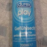 Gleitgel Durex small