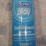 Gleitgel Durex small